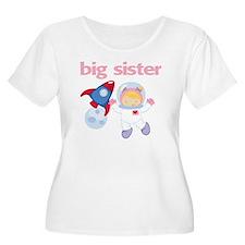 Astronaut Big T-Shirt
