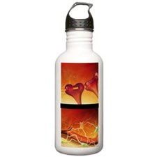 Oligodendrocyte and mi Water Bottle