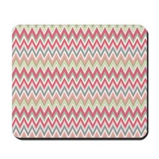 chevron Messenger Bag Mousepad