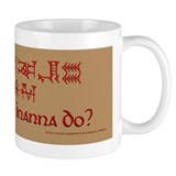 What Would Inanna Do? Mug