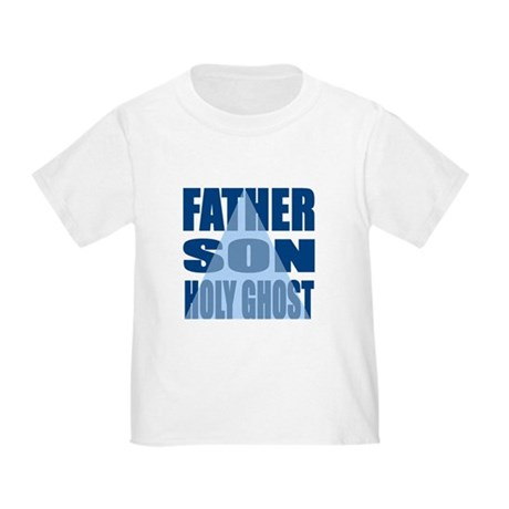 Dark Blue Trinity Toddler T-Shirt