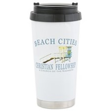 Arched Beach Cities Travel Mug
