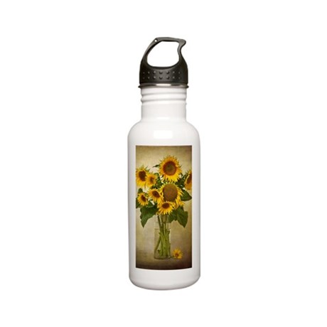Digital composite of a Stainless Water Bottle 0.6L