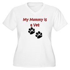 My Mommy Is A Vet T-Shirt