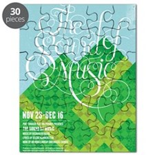 Sound of Music Puzzle