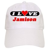 I Love Jamison Hat