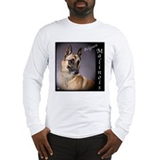 Belgian Malinois  Long Sleeve T-Shirt