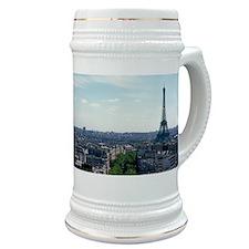 Eiffel Tower in Paris Stein