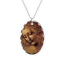 Leonardo Da Vinci La Scapiglia Necklace