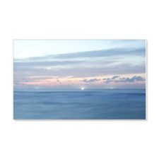 Evening view of Japanese sea, Shi Wall Decal