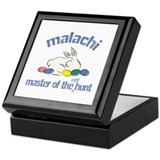 Easter Egg Hunt - Malachi Keepsake Box