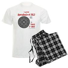 Apocalypse Survivors Shirt Pajamas