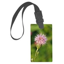 Saw-wort (Serratula tinctoria) Luggage Tag