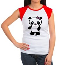 Girl Panda Tee