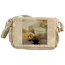 Soya products Messenger Bag