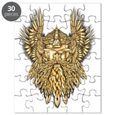Odin - God of War Puzzle