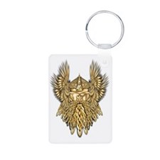 Odin - God of War Keychains