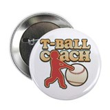 T-Ball Coach Button