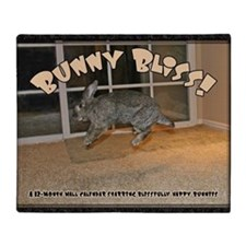 Cover - Bunny Bliss Throw Blanket