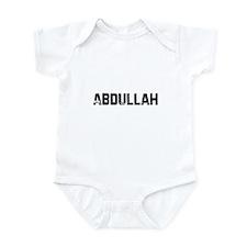 Abdullah Infant Bodysuit