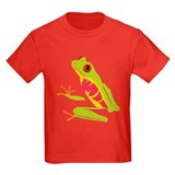 Red Eyed Tree Frog T