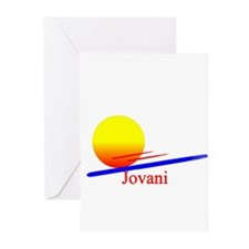 Jovani Greeting Cards (Pk of 10)