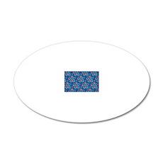 area rug 5x7 aiyana 2 20x12 Oval Wall Decal