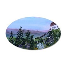 Jay Peak Lookout Wall Decal