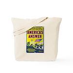 Patriotic Peace Hand Messenger Bag