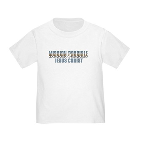 Mission Possible Toddler T-Shirt