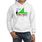 DeltaCad Hooded Sweatshirt