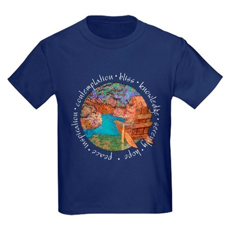 Red Canyon Kids Dark T-Shirt