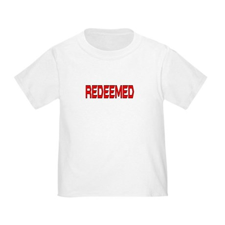 Redeemed Toddler T-Shirt