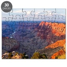 Grand Canyon National Park, Arizona. Puzzle
