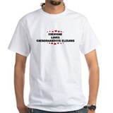 Loves: Caenorhabditis Elegans Shirt