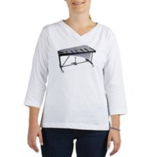 Vibraphone Women's Long Sleeve Shirt (3/4 Sleeve)