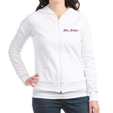 Mrs. Fisher  Fitted Hoodie