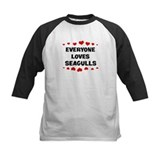 Loves: Seagulls Tee