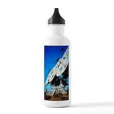 Array of radio receivi Water Bottle