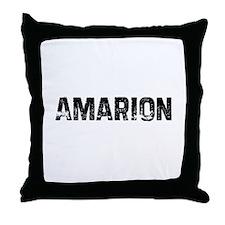 Amarion Throw Pillow