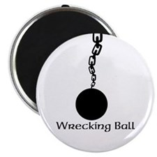 Wrecking Ball Magnets