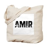 Amir Tote Bag