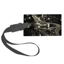 Hotel Indonesia Roundabout and f Luggage Tag