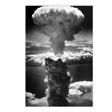 Atomic burst over Nagasak Postcards (Package of 8)