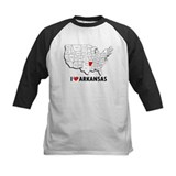 I Love Arkansas Tee