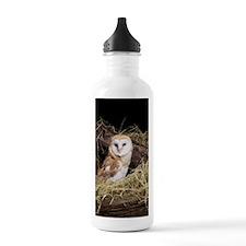 Barn owl Water Bottle