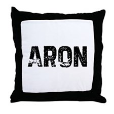 Aron Throw Pillow