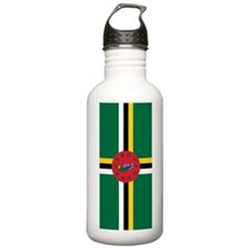 Dominica iPhone 5 Case Water Bottle