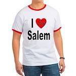 I Love Salem Ringer T
