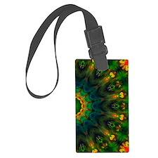 Passion Art Mandala 9 Luggage Tag